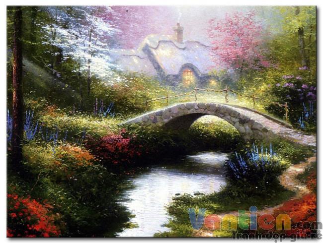 Cây Cầu Bên Dòng Suối M1894
