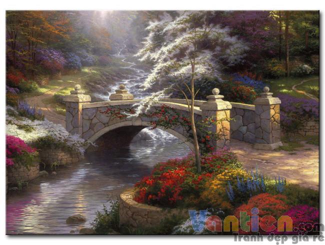Cây Cầu Bên Dòng Suối M1898
