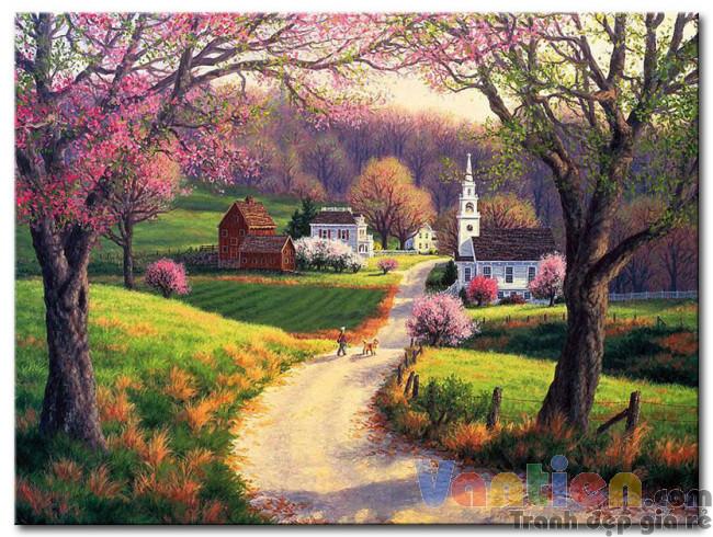 Con Đường Mùa Xuân M1895