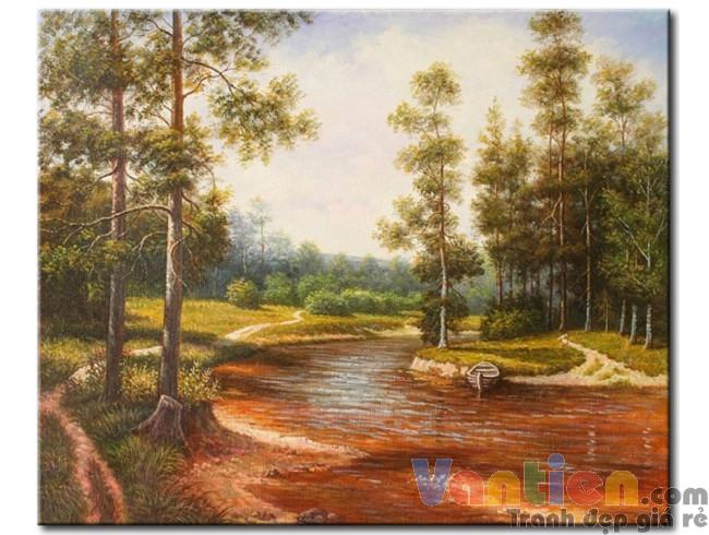 Đôi Bờ Sông Thu M1155