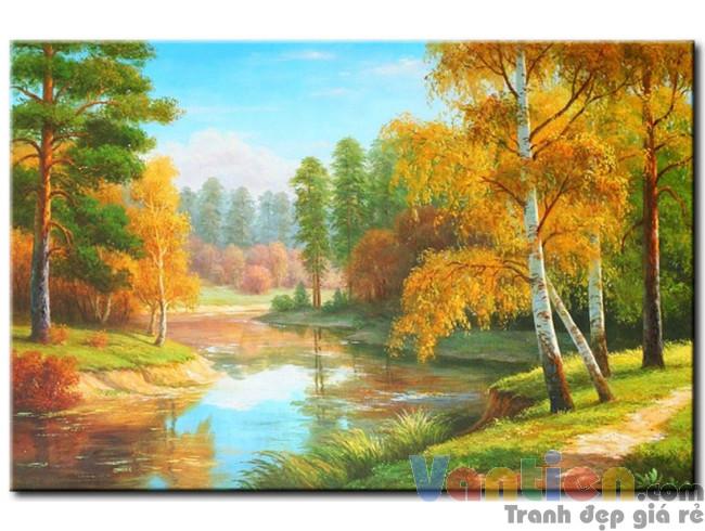 Dòng Sông Mùa Thu M1093