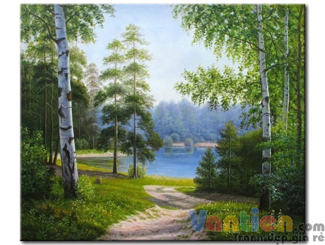 Hàng Cây Ven Hồ M1157