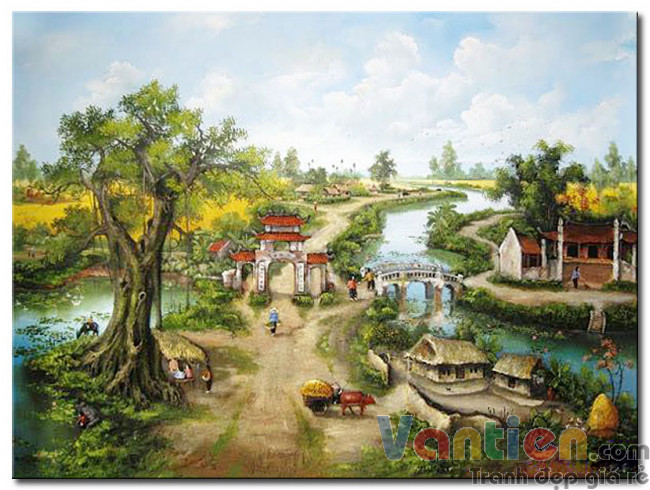 Làng Quê Thanh Bình M2016