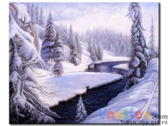 Mùa Đông Về Bên Dòng Sông M1167