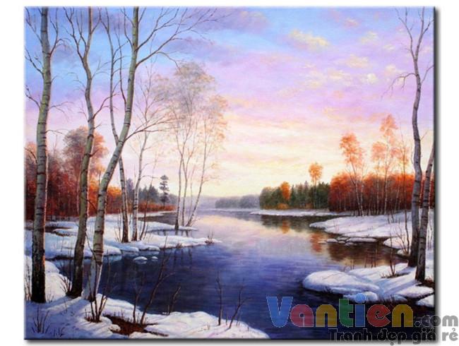 Mùa Đông Về Trên Dòng Sông M1169