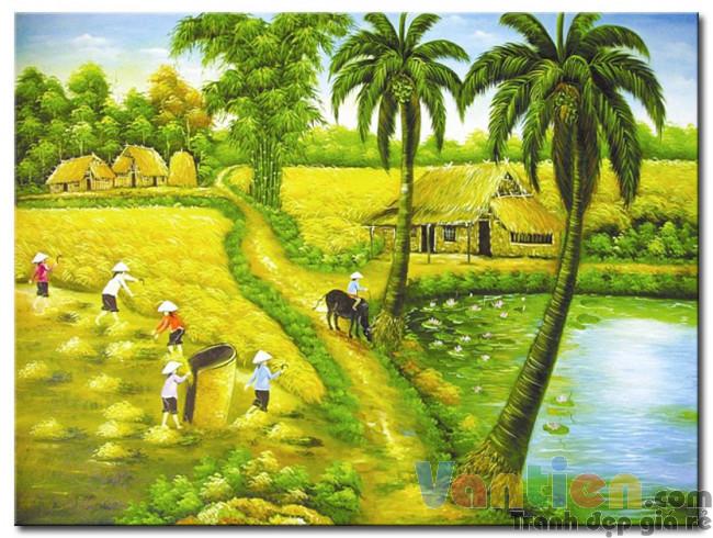 Mùa Gặt M2015