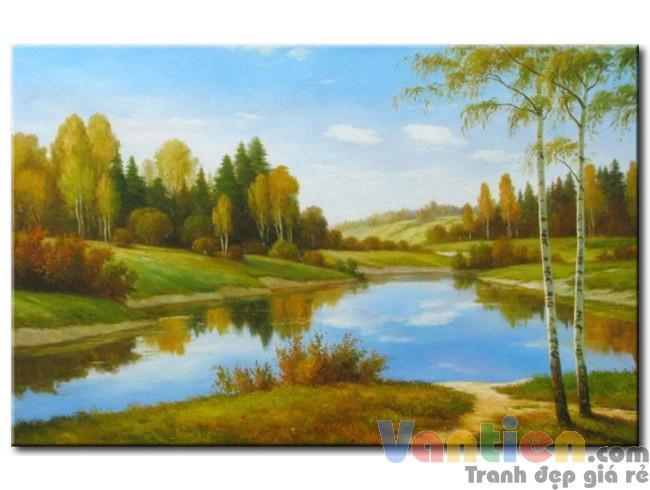 Mùa Thu Về Bên Dòng Sông M1133