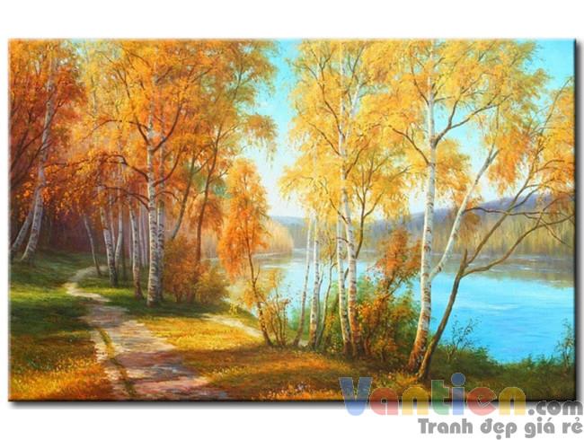 Mùa Thu Về Bên Dòng Sông M1097