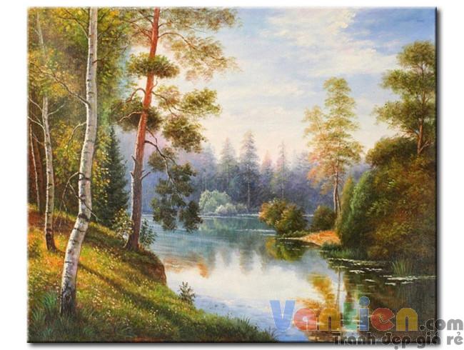 Mùa Thu Về Bên Dòng Sông M1154