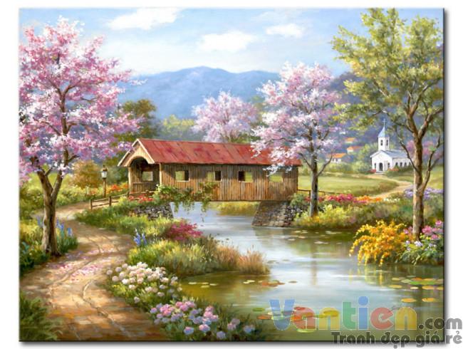 Mùa Xuân M1804