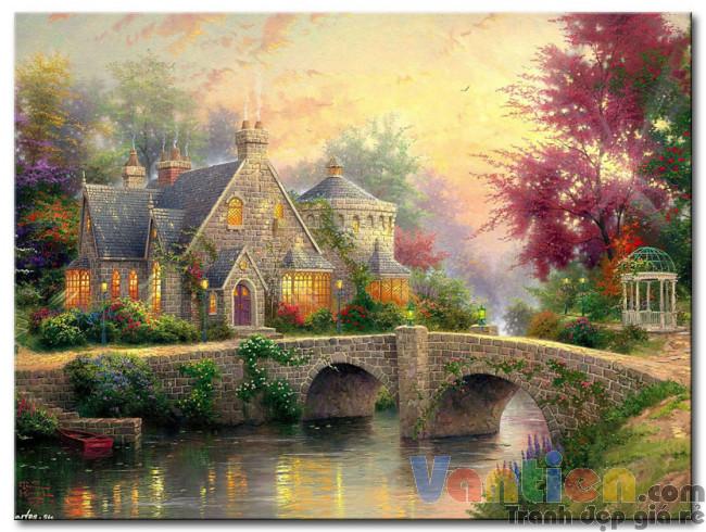 Ngôi Nhà Bên Dòng Sông M1880