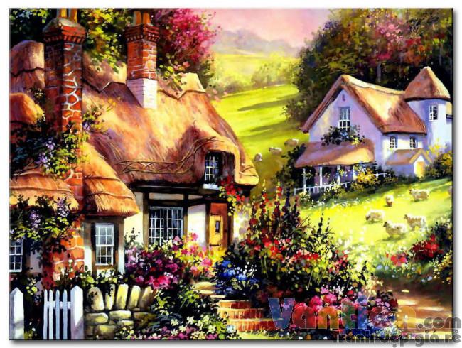 Ngôi Nhà Mùa Xuân M1758