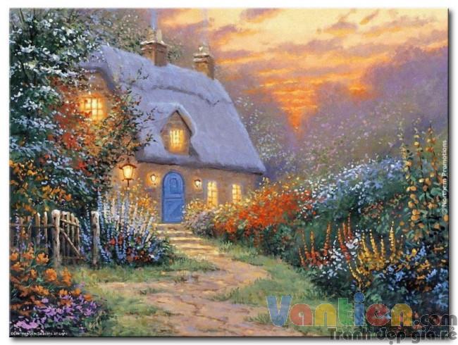 Ngôi Nhà Trong Vườn Hoa M1883