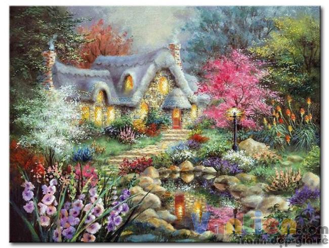 Ngôi Nhà Trong Vườn Hoa M1896