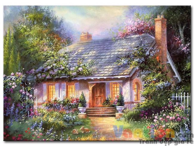 Ngôi Nhà Trong Vườn M1770