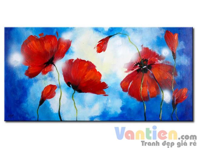 Những Cánh Hoa Poppy Khoe Sắc M0804