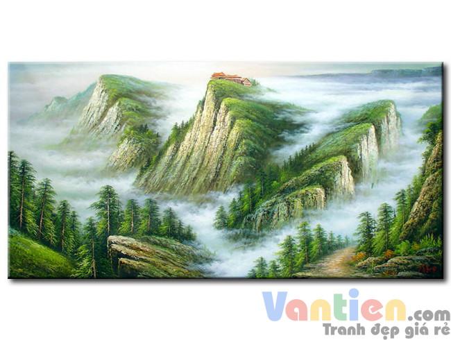 Núi Non Hùng Vĩ M1055