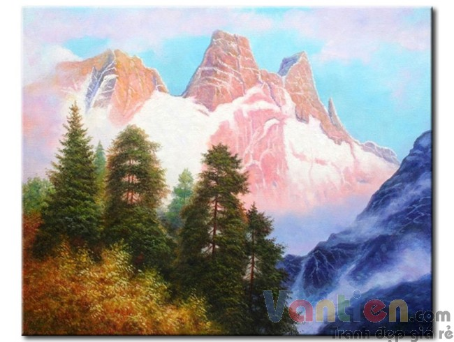 Núi Non Hùng Vĩ M1170