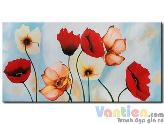 Sắc Hoa Poppy M0801