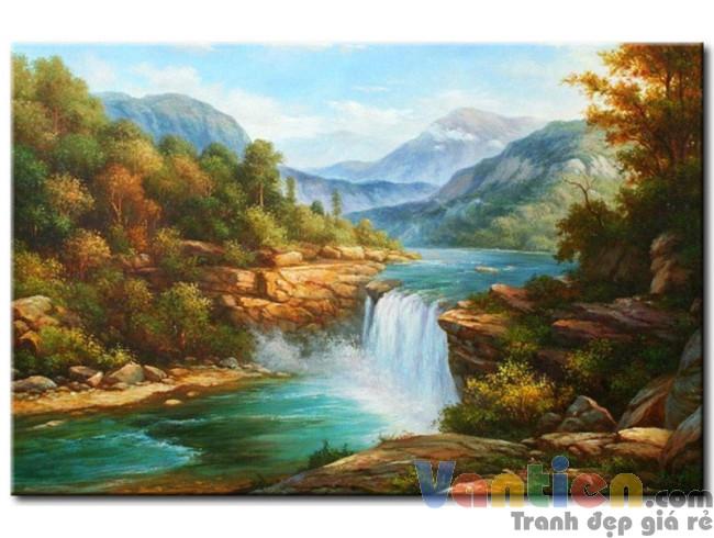 Suối Nước Trong Rừng M1118
