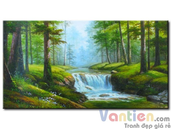 Suối Nước Trong Rừng M1119