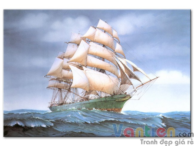 Thuận Buồm Xuôi Gió M1718