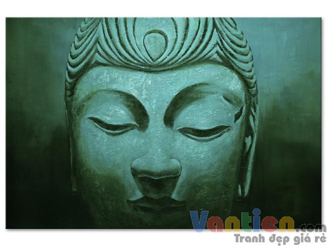 Tranh Mặt Phật M1607