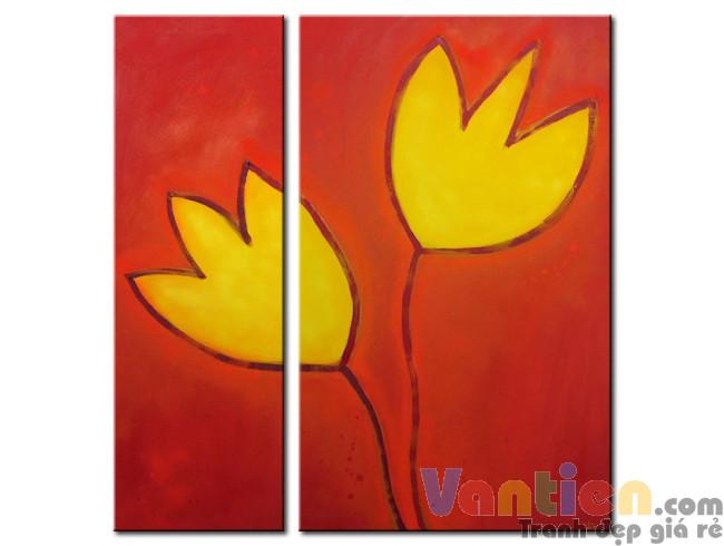 Tulip Khoe Sắc M1232