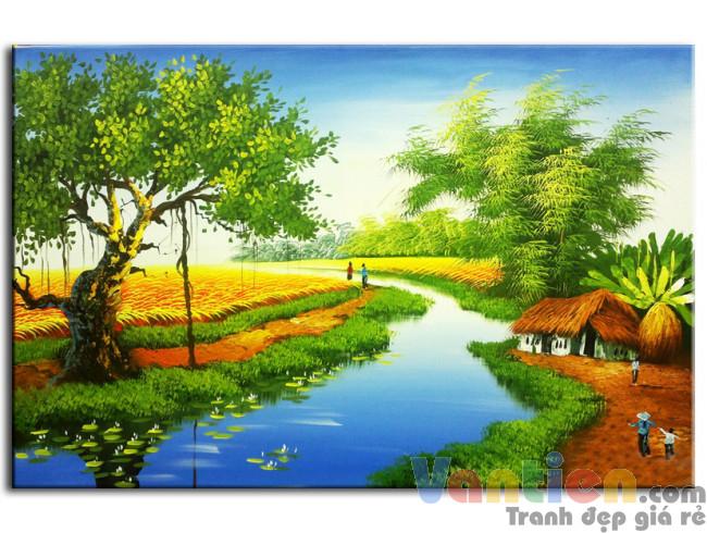 Dòng Sông Quê Hương M059