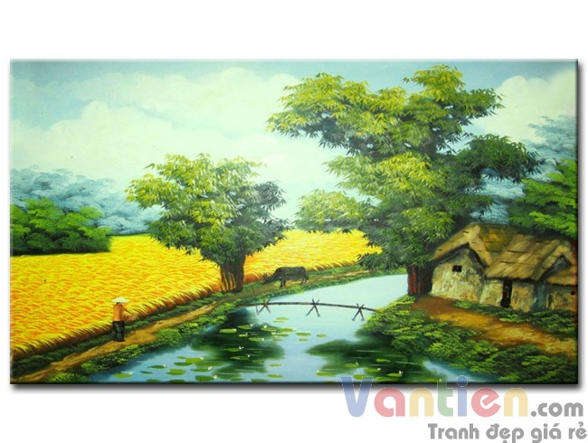 Dòng Sông Quê Hương M067