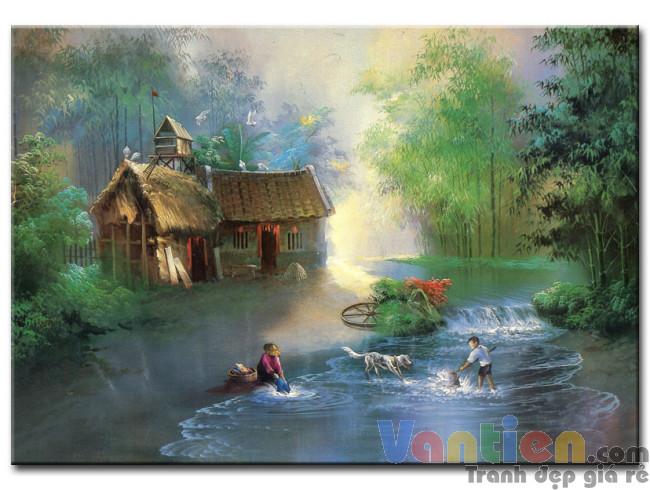 Ngôi Nhà Ven Sông M0150