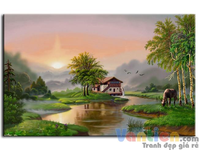 Chiều Hoàng Hôn M0151