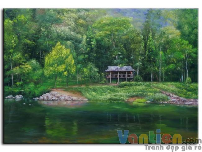 Tranh Phong Cảnh M0152