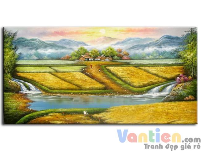 Tranh Phong Cảnh M0166