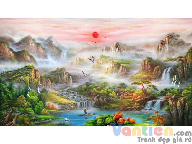Sơn Hà Hữu Tình M0200
