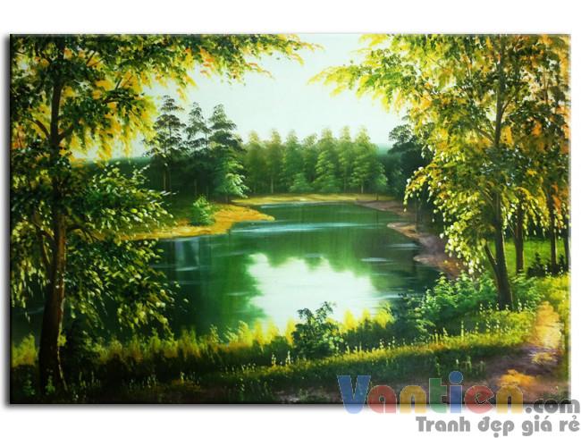 Tranh Phong Cảnh M0211