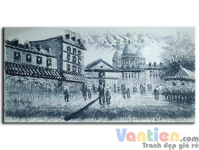 Thành Phố Paris M0244