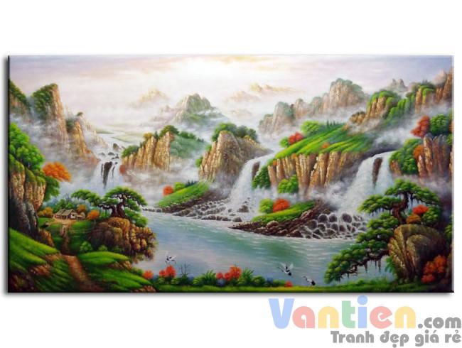 Tranh Phong Cảnh M0247