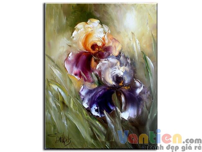 Những Cánh Hoa Khoe Sắc M0478