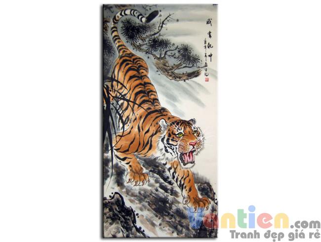 Mãnh Hổ Hạ Sơn M0688