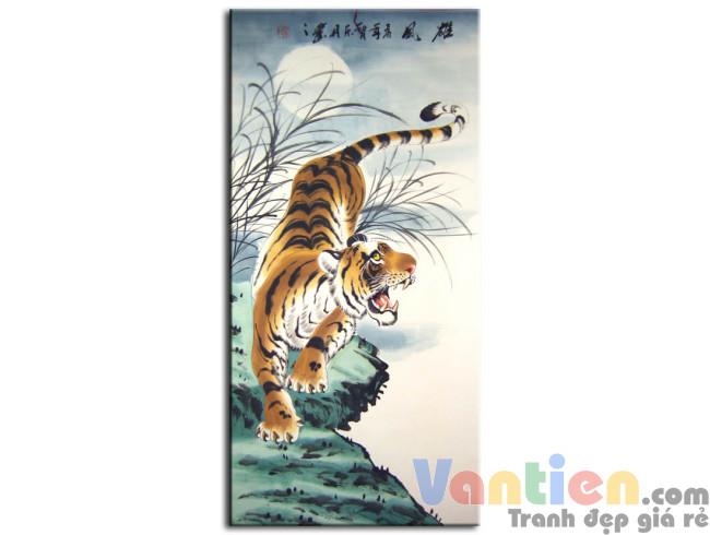 Mãnh Hổ Hạ Sơn M0689
