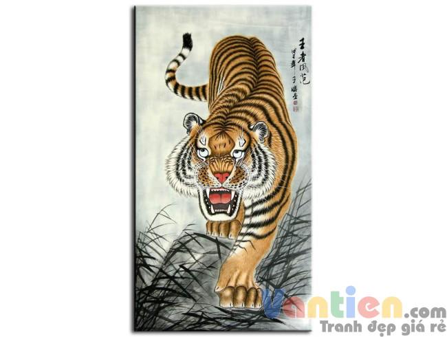 Mãnh Hổ Hạ Sơn M0694