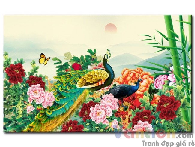Phú Quý Mãn Đường M0722