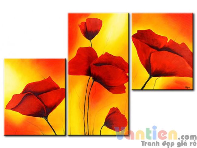 Sắc Hoa Poppy M0806