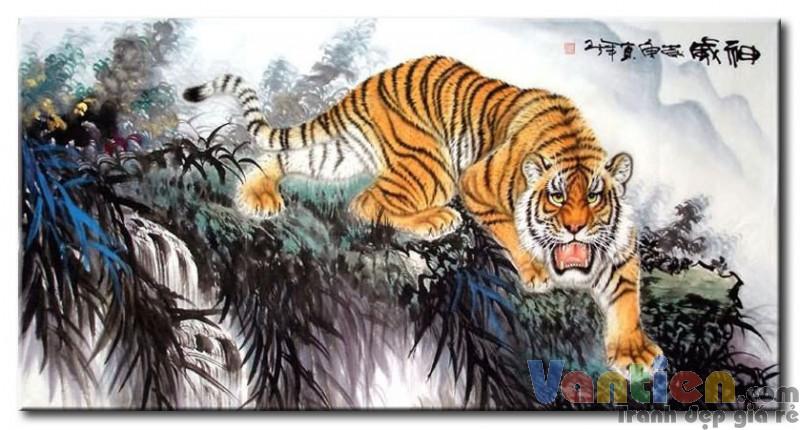 Mãnh Hổ Hạ Sơn M0678