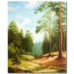 Cánh Rừng Mùa Thu M1180