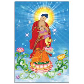 Đức Phật A Di Đà M1658