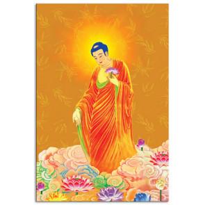 Đức Phật A Di Đà M1659