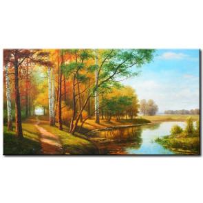 Mùa Thu Về Bên Dòng Sông M1099