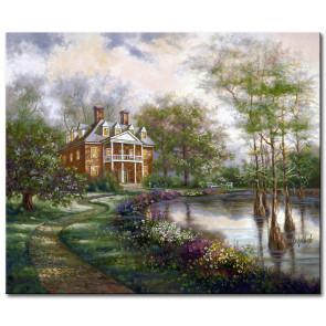 Ngôi Nhà Bên Bờ Hồ M1843